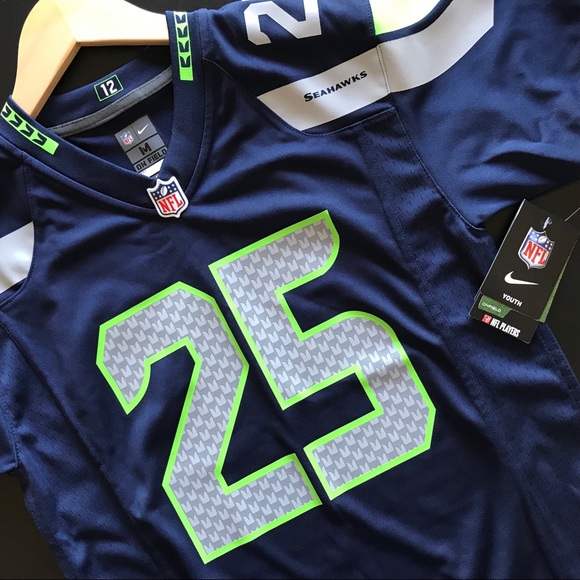 f2b64e11cbf Nike Shirts & Tops | Nwt Seattle Seahawks Richard Sherman Jersey ...